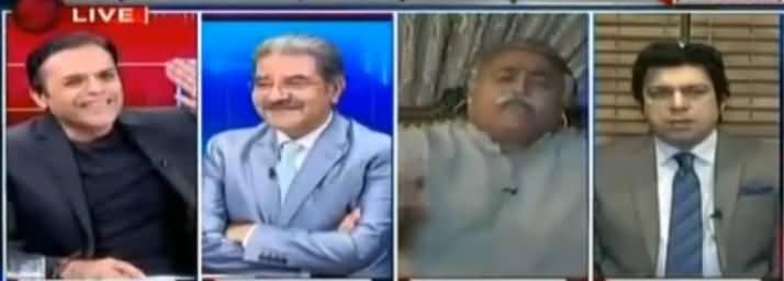 Off The Record  - 23rd October 2017 - PPP Ehtasab Vs Sharif Family Ehtasab thumbnail