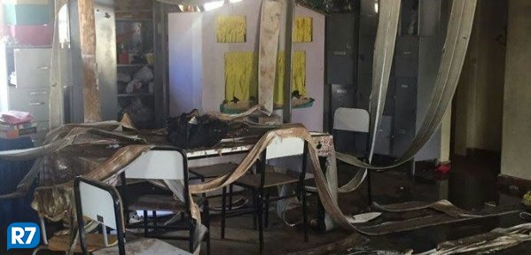 Mais duas crianças vítimas do ataque em Janaúba recebem alta https://t.co/G0QCHN3nfU