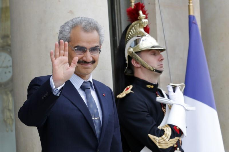 Bitcoin is 'Enron in the making', Saudi Prince Alwaleed says https://t.co/4MlZoRdjpI