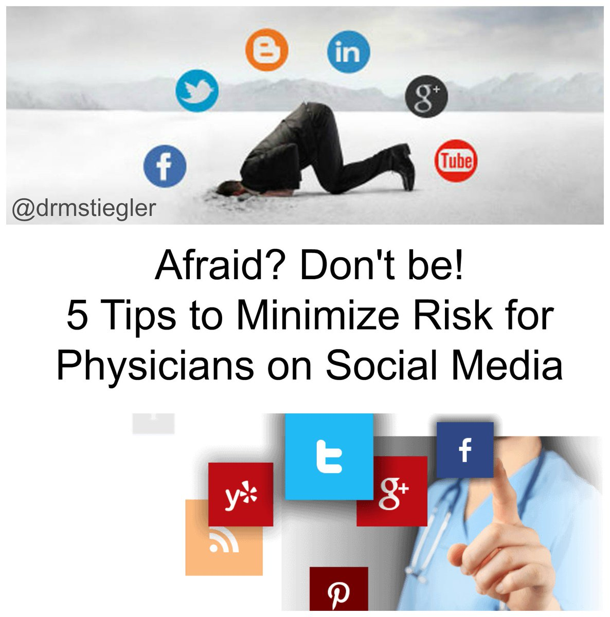 5 tips for avoiding social media mistakes and liability for physicians  #hcsm #SoMe   http:// ow.ly/H0U730g4mmN  &nbsp;   #ANES17<br>http://pic.twitter.com/3hjMiBZqTU