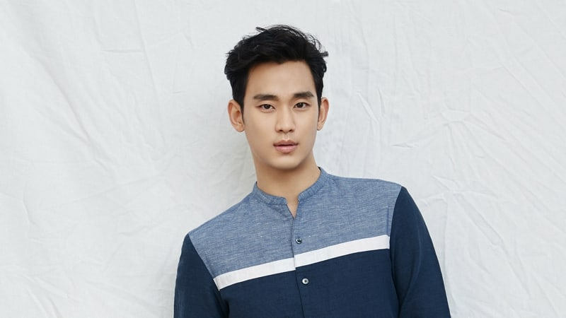 #KimSooHyun's Agency Shares Photos From His Military Enlistment https:...