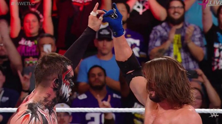 AJ Styles Says Post-Match 'Too Sweet' With Balor Was Not a Directive F...