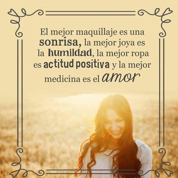 Felicidad En La Vida On Twitter Frases De Sonrisa Y