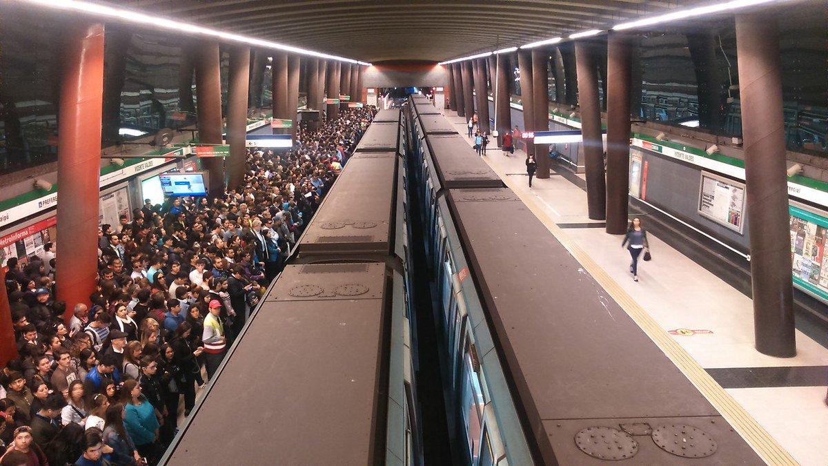AUDIO | Nueva falla en el Metro: ¿Como mejorar el sistema de transport...