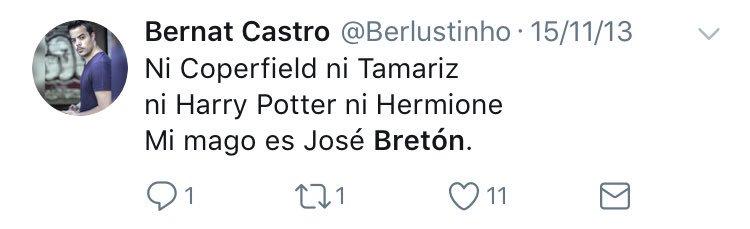 Bernat Castro @Berlustinho, asesor de co...
