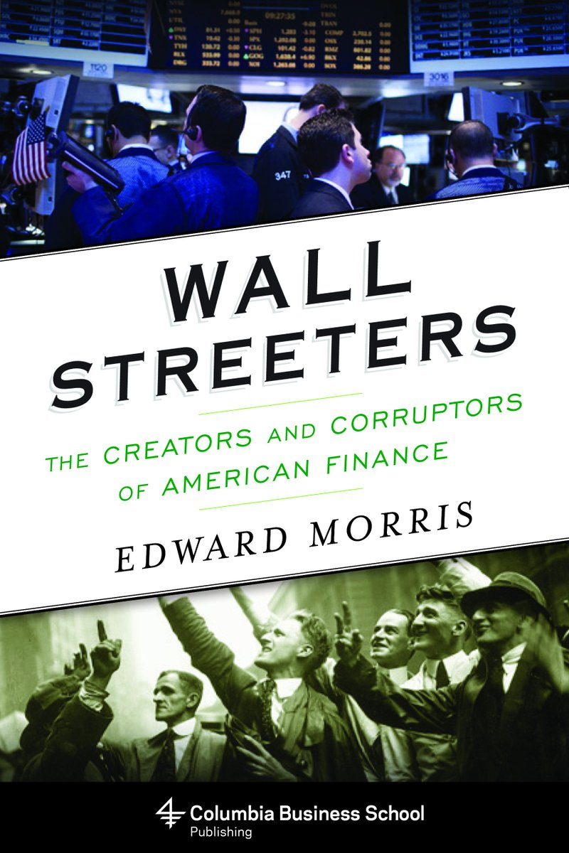 #tbt: WALL STREETERS author Edward Morris recounts the #history of Golman Sachs w/@businessinsider businessinsider.com/goldman-sachs-… via @clusterstock