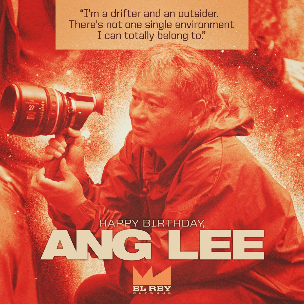 Happy Birthday to Ang Lee from El Rey Network! #CrouchingTigerHiddenDragon #Hulk  #LifeofPi #TheIceStorm #Directing #Movies #AngLee<br>http://pic.twitter.com/rjNDcW4bsH