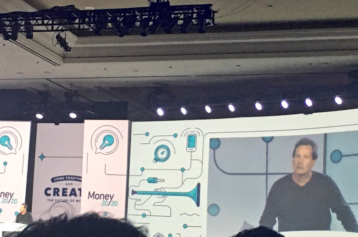 &quot;The banking industry must embrace and lead #FinancialInclusion &quot; @Dan_Schulman #Money2020 #Fintech<br>http://pic.twitter.com/7axaQ2vIfW