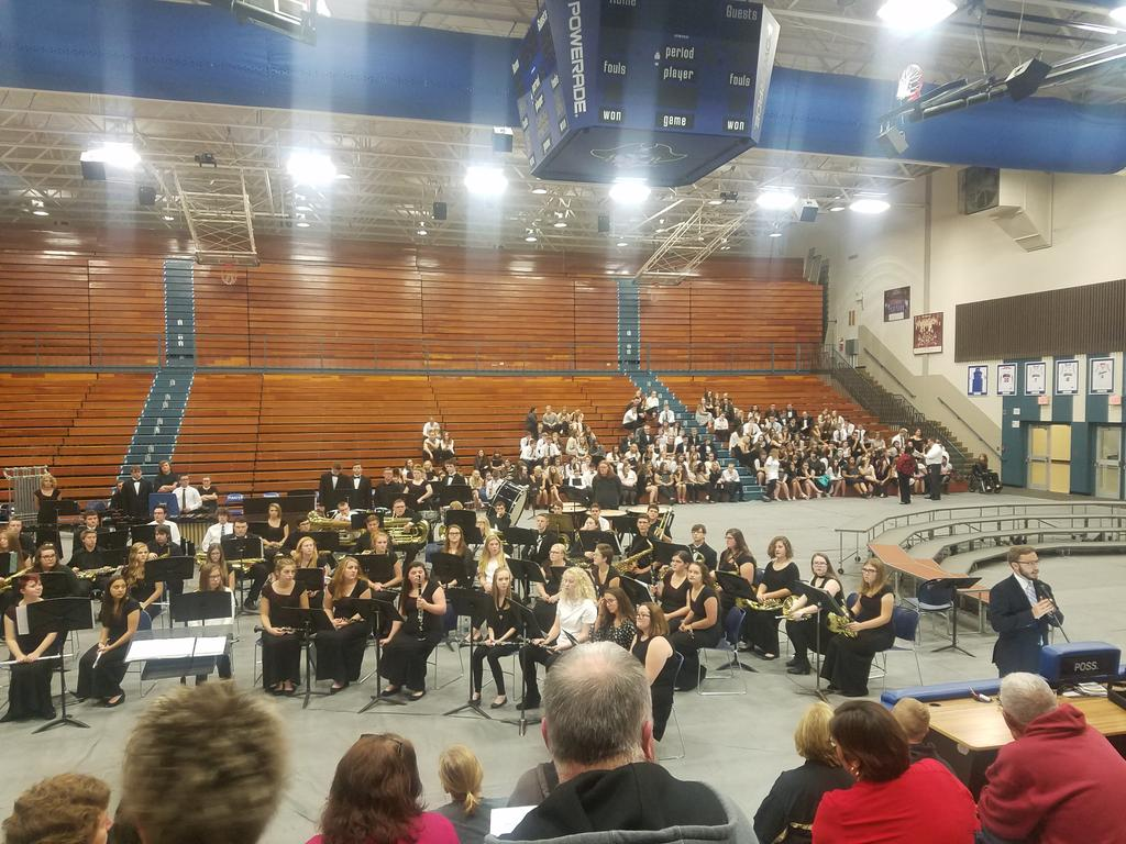 Decatur County Music Festival @SDHS_Bands @SD_cougars @NDChargers @GCHSPirates  What an amazing start! #incredible <br>http://pic.twitter.com/lq32q5B8m7