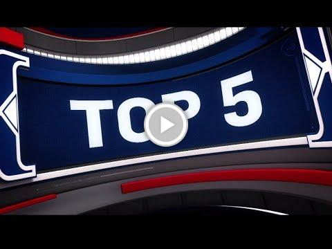 Top 5 Plays of the Night | October 17, 2017 https://t.co/m6gT9zKfTW #F...