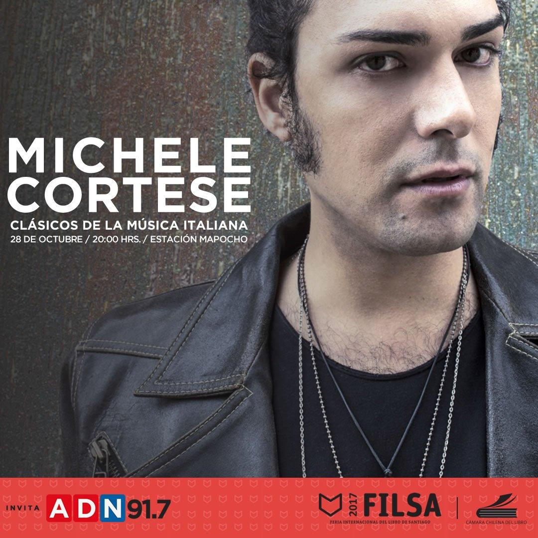 Este sábado 28 de octubre a las 20:00 no te pierdas a @mikelecortese e...