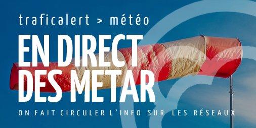 [DIRECT/MÉTÉO] 20:17 Avignon/Caumont 23/10 - vent fort rafales 70 km/h...