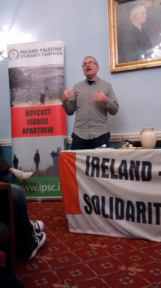 Absolutely jammers here at the #Dublin launch of David Cronin&#39;s new book, &#39;#Balfour's Shadow&#39; .@dvcronin #Balfour100  https://www. facebook.com/IrelandPSC/pos ts/1665410036855728 &nbsp; … <br>http://pic.twitter.com/t4SBtb58N0