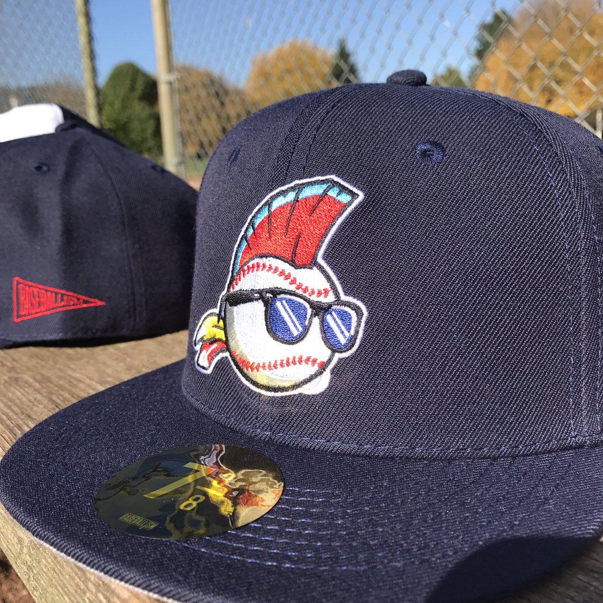 major league logo hat