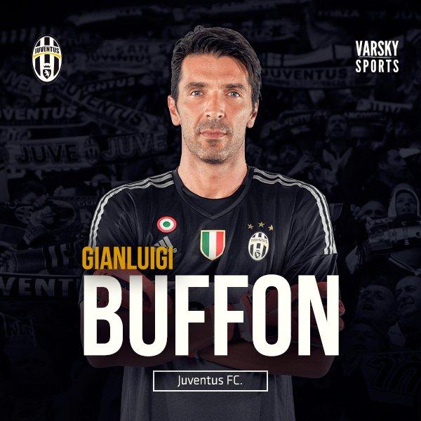 Gigi Buffon, el mejor arquero de la temporada. Te queremos mucho, nunc...