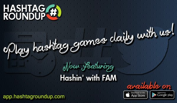#NewInsomniaCures is this week's Hashin' with FAM hosted by @FirstAndM...