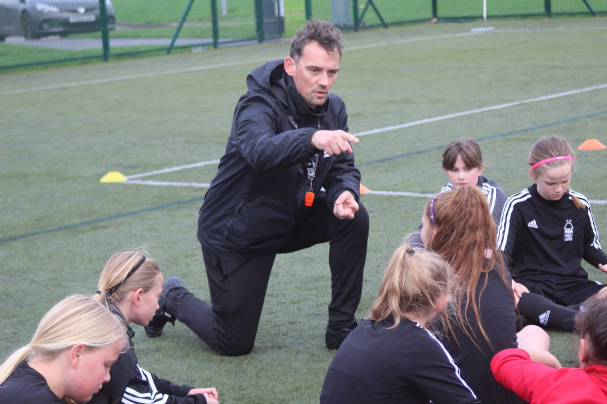 So the Football Express UK girls camp is underway!!! Tech Director @crombie74 overseeing everything on day 1! #Impact <br>http://pic.twitter.com/FbR7FRUXAt
