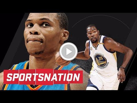 Did Russell Westbrook purposely sign extension on Kevin Durant's birth...