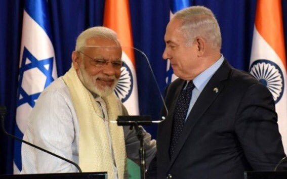 Fantastic! After @narendramodi&#39;s historic visit to #Israel this year, @IsraeliPM announces will visit #India in Jan!  https://www. timesofisrael.com/netanyahu-anno unces-he-will-visit-india-in-january/ &nbsp; … <br>http://pic.twitter.com/xT5taCKAoU