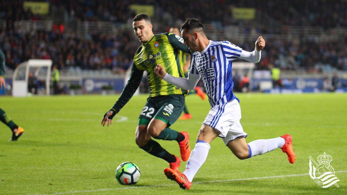 DM2OD9XW0AEcdq1 CRÓNICA: Real Sociedad 1 - 1 Espanyol - Comunio-Biwenger