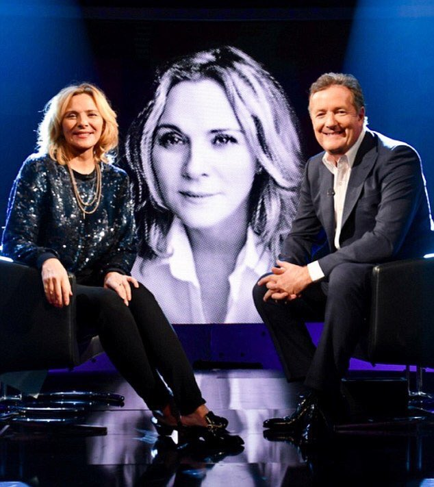 Starting now on ITV.. the interview that's got the showbiz world rocking. @KimCattrall #LifeStories  #SexAndTheCity https://t.co/H2W3rD4j5X