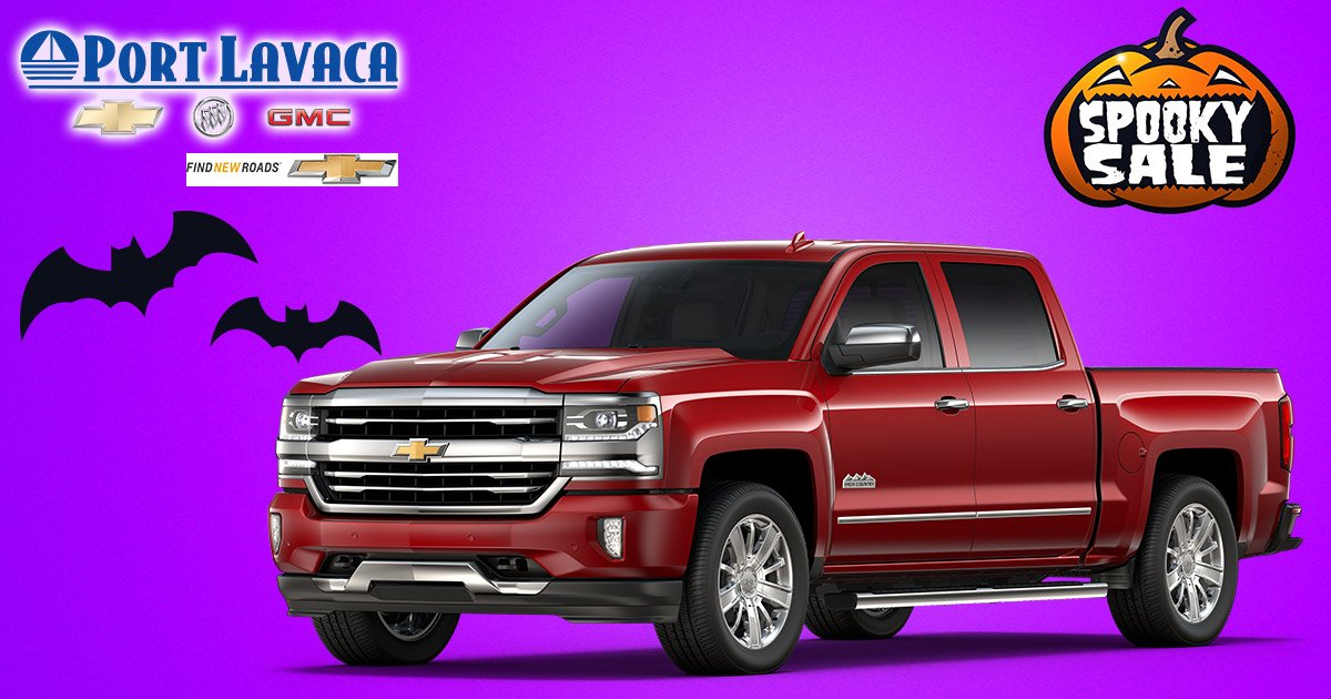 Booming Port Lavaca On Twitter Find New Roads With This 2017 Chevy