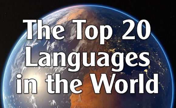 The Top 20 Languages in the World  https:// buff.ly/2yJL4yI  &nbsp;   #language #languages #linguist #multilingual #polyglot<br>http://pic.twitter.com/JhqpwlWFjd