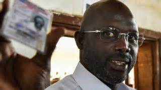 Liberia election: Ex-football star George Weah takes early lead #liberia #election #football #george #takes #early  http:// dlvr.it/PxCjLV  &nbsp;  <br>http://pic.twitter.com/LT1YToyHp9