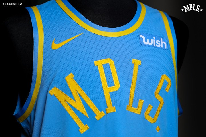 NEW Nike x NBA  Lakers Classic MPLS Jerseyspic.twitter.com Pl7JGwghFh 8c28ea2ad