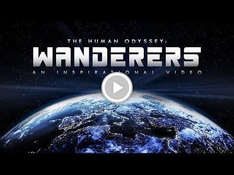 WANDERERS - CARL SAGAN  [ The Most Inspirational Video You'll Ever Wat...