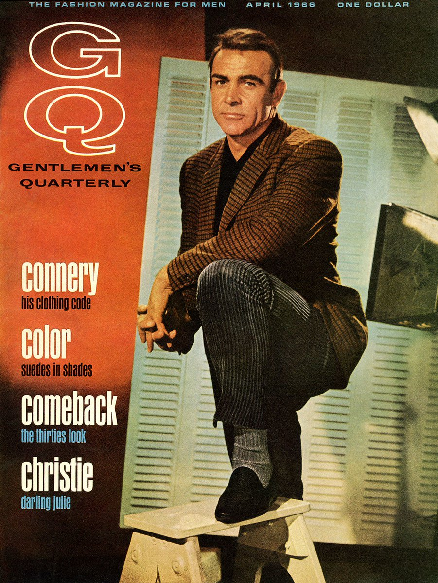 Gq Magazine On Twitter 60 Years Of Gq 60 Years Of Covers See Jfk Sean Connery Cary Grant And More From Our First Decade Https T Co Kxh8myvax0 Https T Co Zww4xuyda8