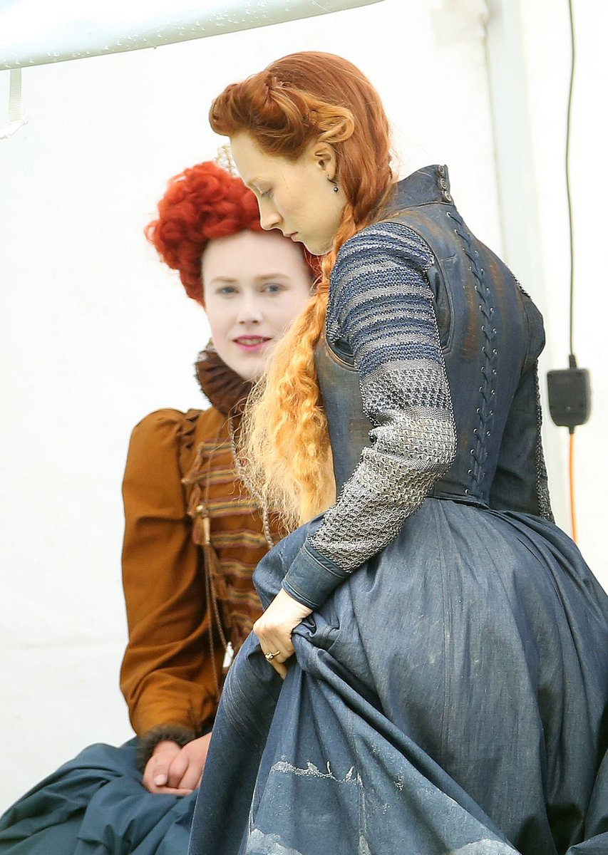 Mary Queen of Scots, avec Saoirse Ronan DM2YP9jW0AUItHP