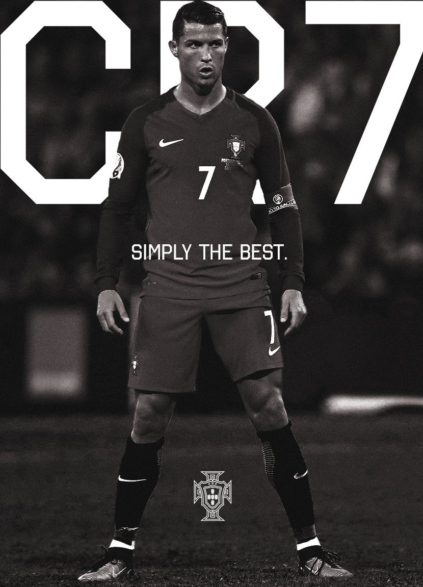 Simply  #THEBEST  #Por @Cristiano @FIFAcom @nikefootball @selecaoportugal <br>http://pic.twitter.com/dCvp94628n