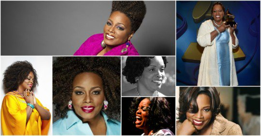 Happy Birthday to Dianne Reeves (October 23, 1956)