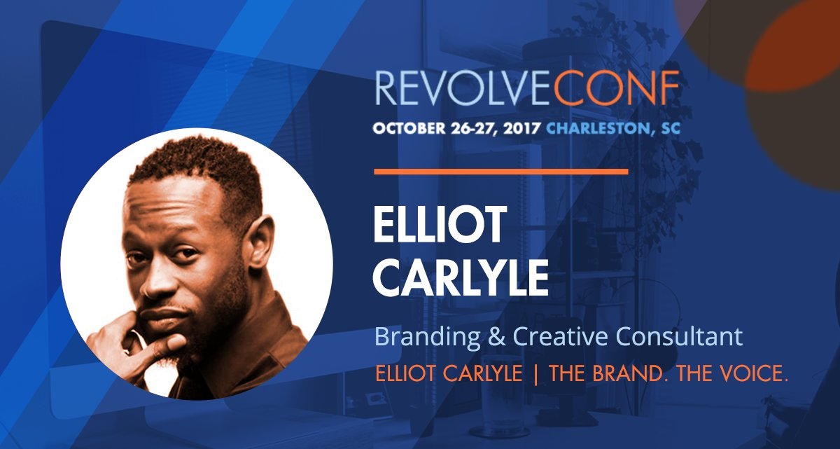 Get to know @ElliotCarlyle , a facilitator of dreams:  https:// revolve.ly/2yJcuDi  &nbsp;   . . . #markering #pr #chstech #martech #charleston <br>http://pic.twitter.com/DH7Hvn0d8J