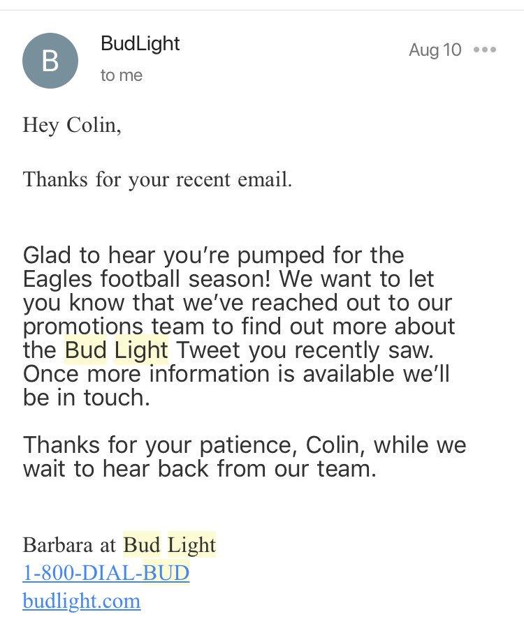 Bud Light Promotions