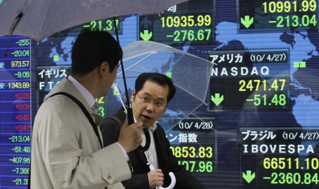 #forextrading &gt;&gt;  Asian Markets Tread Water Tuesday Morning -  http://www. forexmarketz.com/asian-markets- tread-water-tuesday-morning/ &nbsp; … <br>http://pic.twitter.com/5p8MGf3hsV