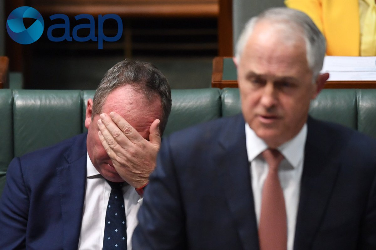 DPM Joyce reacts during #questiontime #a...
