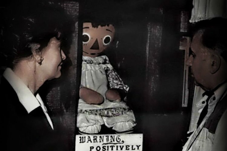 For the FIRST TIME EVER the REAL 'Annabelle Doll' will be investigated on television! #GhostAdventures Halloween SPECIAL this Saturday.....