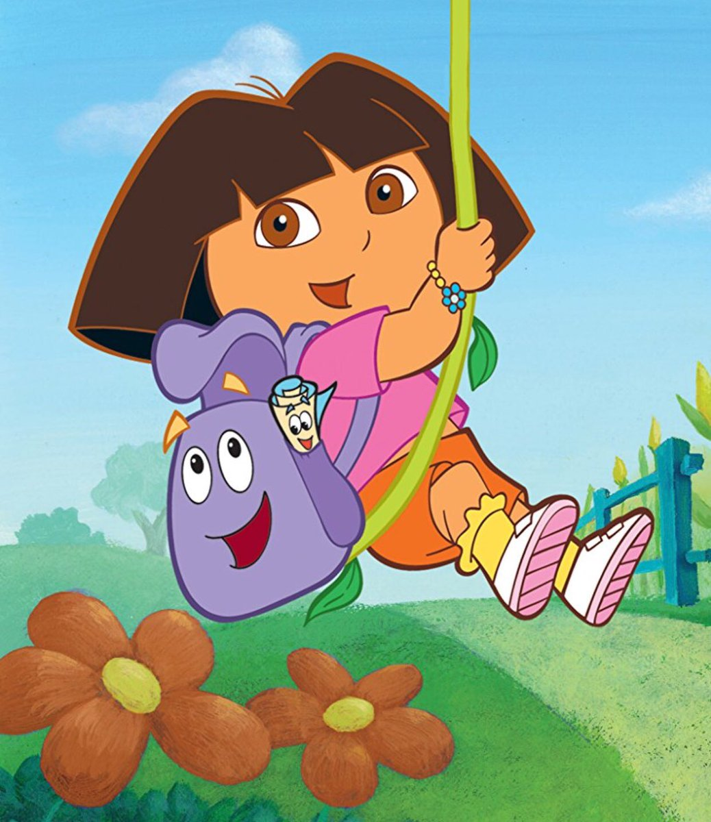Michael Bay is set to produce a live-action #DoraTheExplorer movie!