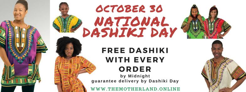 Get your #Dashiki on Us! #nationaldashikiday #BlackTwitter <br>http://pic.twitter.com/ilkpRgtqBs