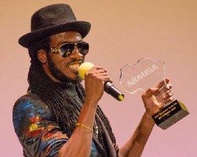 Reggae Superstar Gyptian receives New Jersey Honor &amp; Awards - South Florida Caribbean News  http:// j.mp/2h3EkCp  &nbsp;   #reggae #musicnews <br>http://pic.twitter.com/7B0N5vyZPK