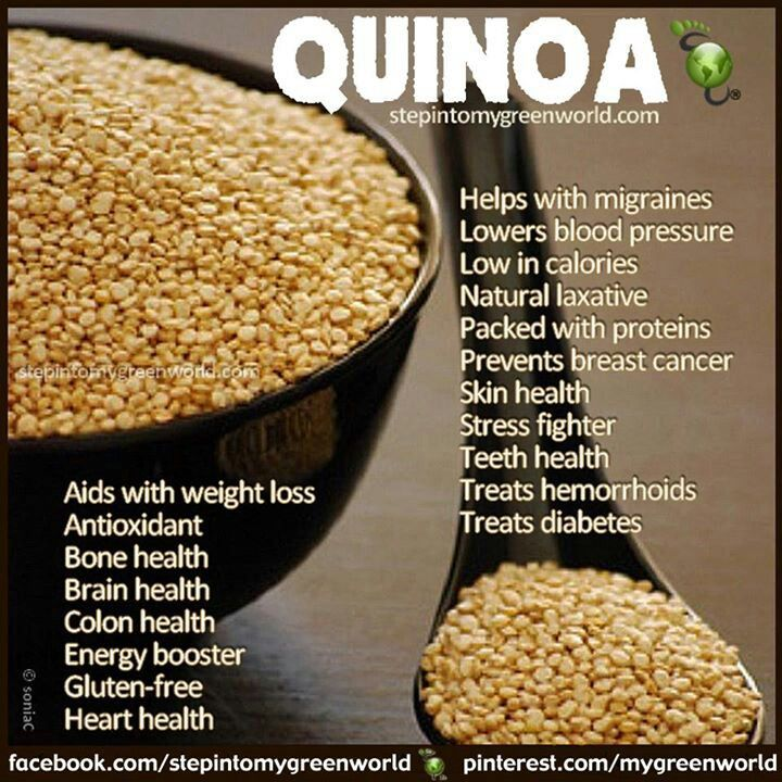 RT #Quinoa for #Healthy Blood ➡ https://t.co/7mVTdOrwVq https://t.co/KeyzJ9KKeT #health #wellness