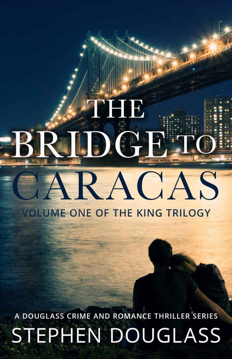 #ACTION #SUSPENSE @douglasssteve ◆THE BRIDGE TO CARACAS◆ Engaging Crime Story #IAN1 #ASMSG  http:// ow.ly/S8wkV  &nbsp;  <br>http://pic.twitter.com/d7HdhwKF2h