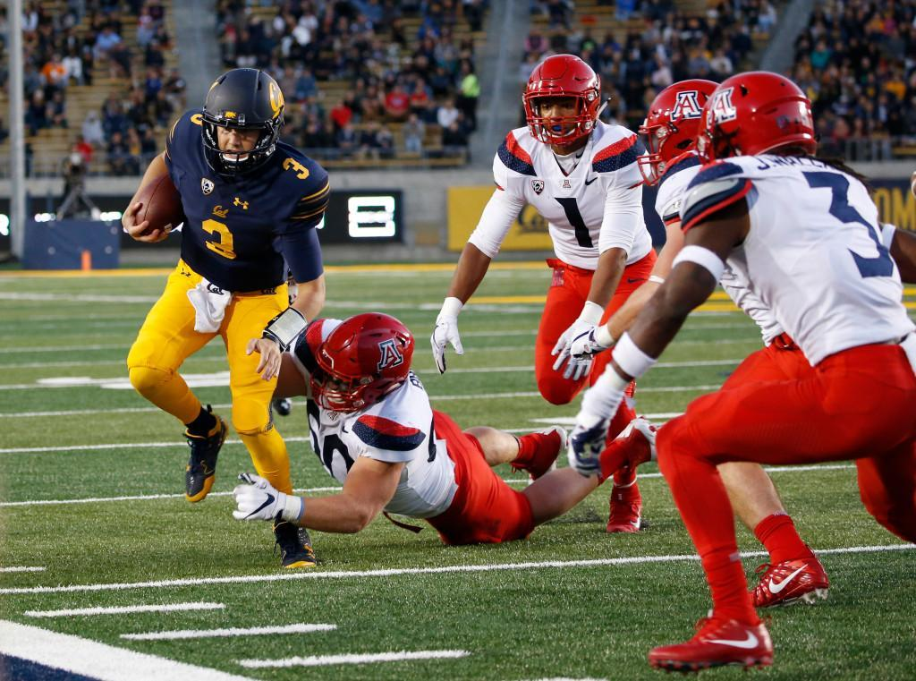 Cal report card: Grading the loss to Arizona https://t.co/SXxeGzGpBv