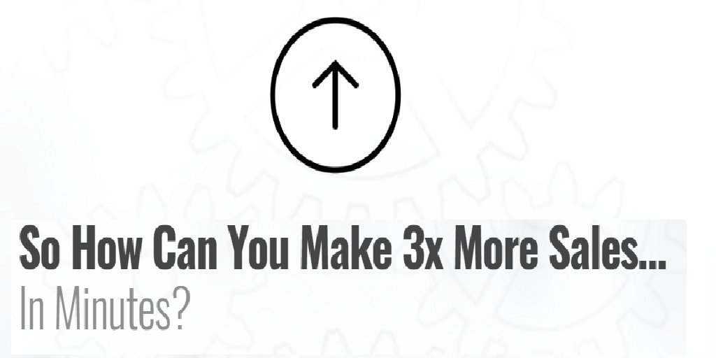 So How Can You Make 3x More Sales   http:// dld.bz/gejC8  &nbsp;    #sales #internetmarketing #onlinemarketing<br>http://pic.twitter.com/vFBZj0QMK0
