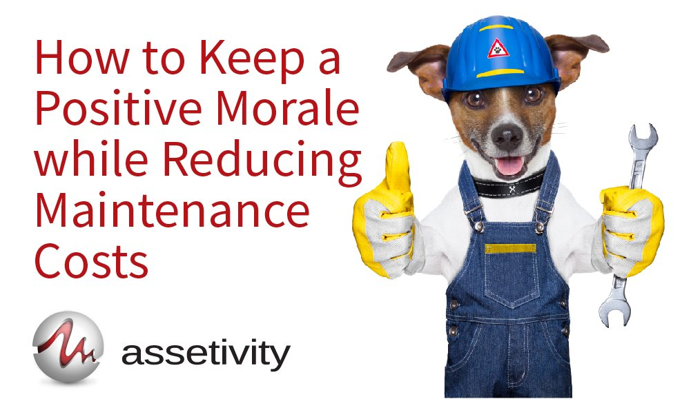 5 Practical tips to sustain a positive culture while reducing #maintenance costs. &gt;  http:// bit.ly/2h4vWm6  &nbsp;   #Assetmanagement <br>http://pic.twitter.com/aWRnhgO2QL