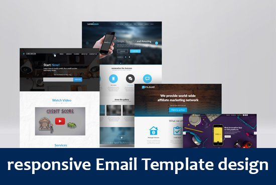 I will design responsive email template on   https://www. fiverr.com/s2/107eb2e213  &nbsp;    #emailmarketing #email #Template #html #css  #fiverr #mailchimp #web<br>http://pic.twitter.com/6bwna2yGgK
