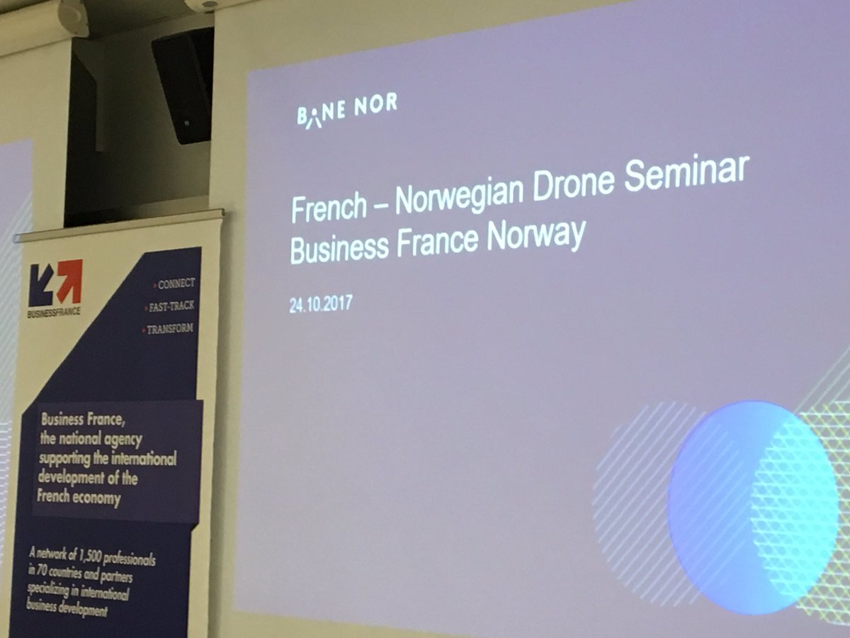 #Norway: Drones in the railway transport sector by @BaneNORSF @BF_Nordics<br>http://pic.twitter.com/5hJnJQ5Lr8
