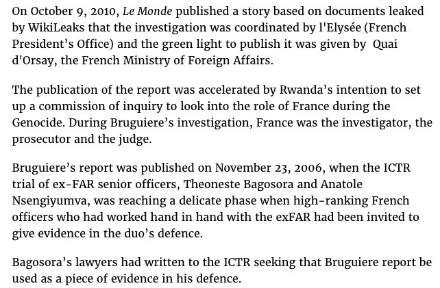 Is French judiciary independent? #Rwanda #France <br>http://pic.twitter.com/uSrQIdpr8d